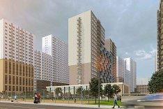 В Видном начинается строительство первых 25-этажных домов