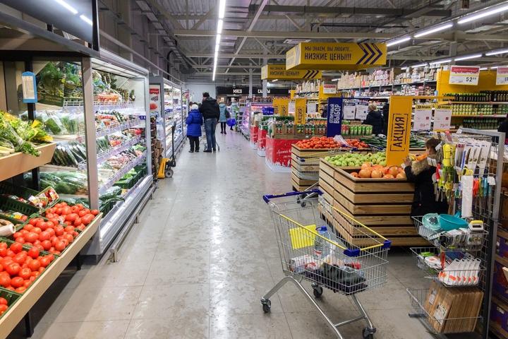 В Видном открылся круглосуточный супермаркет «Лента». Фоторепортаж фото 8