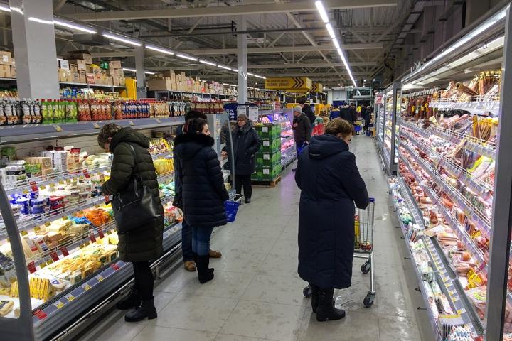 В Видном открылся круглосуточный супермаркет «Лента». Фоторепортаж фото 11