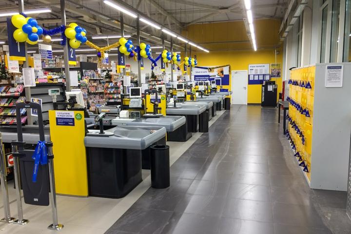 В Видном открылся круглосуточный супермаркет «Лента». Фоторепортаж фото 5