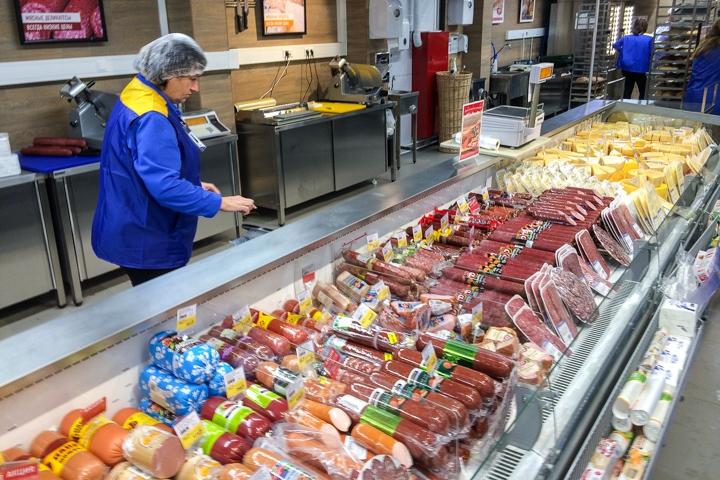 В Видном открылся круглосуточный супермаркет «Лента». Фоторепортаж фото 12