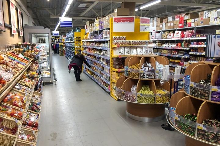 В Видном открылся круглосуточный супермаркет «Лента». Фоторепортаж фото 15