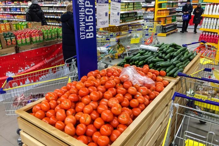 В Видном открылся круглосуточный супермаркет «Лента». Фоторепортаж фото 9