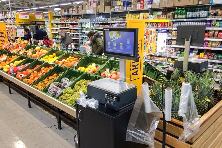 В Видном открылся круглосуточный супермаркет «Лента». Фоторепортаж фото 7