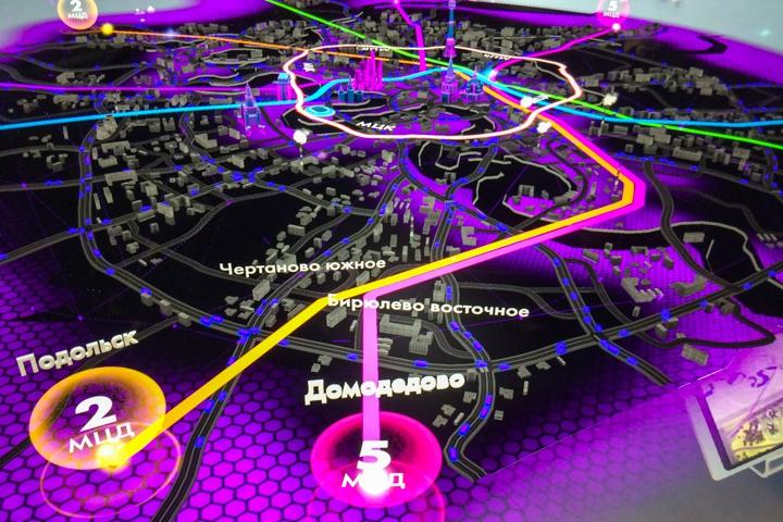 Видное, Москву, Мытищи и Пушкино соединит наземная ветка метро МЦД-5 фото 16