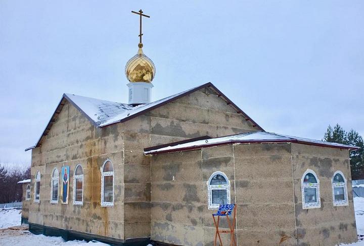 В ЖК «Зеленые Аллеи» откроется модульный храм Покрова Пресвятой Богородицы фото 2