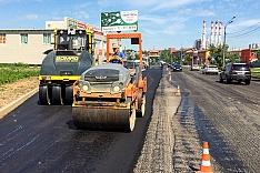 В 2019 году в Видном и Ленинском районе отремонтируют более 25 дорог. Список