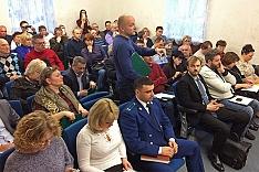 Павла Грудинина сняли с должности председателя Совета депутатов г.п. Видное. Видеозапись заседания