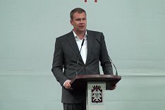 27 февраля глава Ленинского района Валерий Венцаль отчитается по итогам работы за 2018 год