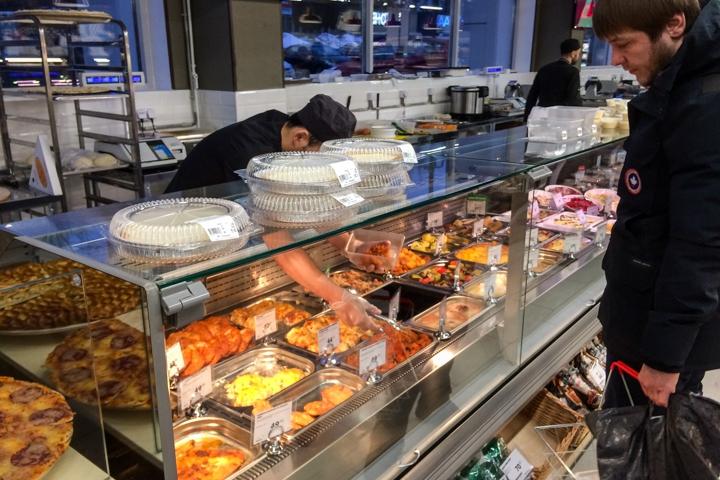 На ПЛК открылся супермаркет EuroSpar. Фоторепортаж фото 21