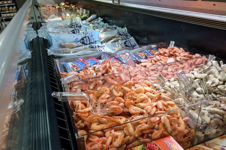 На ПЛК открылся супермаркет EuroSpar. Фоторепортаж фото 11