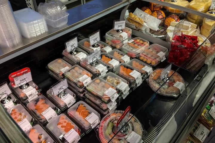 На ПЛК открылся супермаркет EuroSpar. Фоторепортаж фото 17