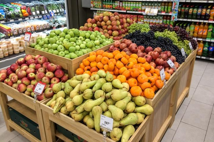 На ПЛК открылся супермаркет EuroSpar. Фоторепортаж фото 9