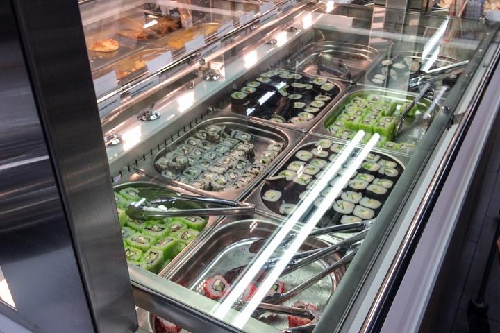 На ПЛК открылся супермаркет EuroSpar. Фоторепортаж фото 16