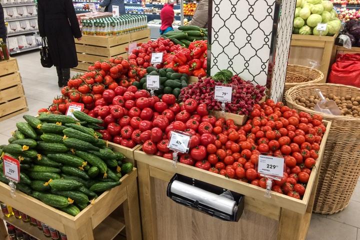 На ПЛК открылся супермаркет EuroSpar. Фоторепортаж фото 8