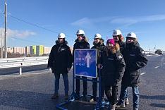 Открыт мост, соединяющий микрорайоны «Бутово Парк 2» и «Восточное Бутово»