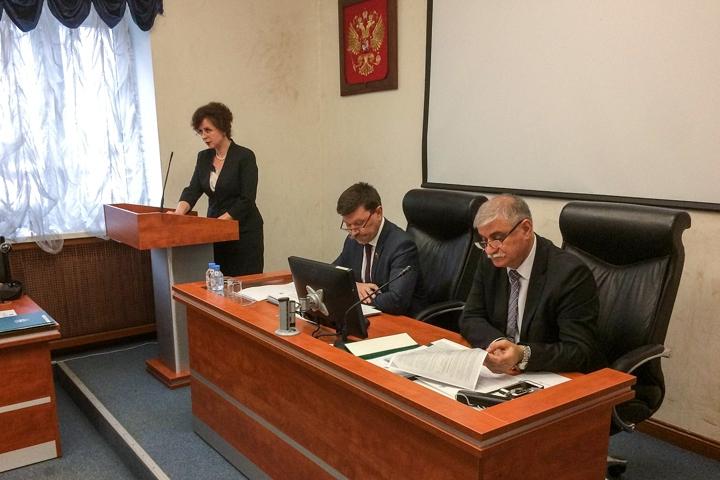 Состоялось первое заседание Совета депутатов г.п. Видное без Павла Грудинина. Видеозапись