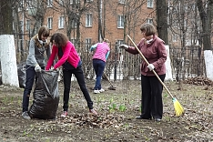 В Видном начинается месячник благоустройства. Первый субботник пройдет 30 марта