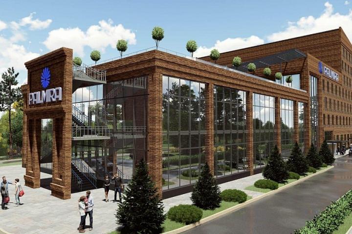 В усадьбе Тимохово-Салазкино началось строительство 4-звездочной 9-этажной гостиницы
