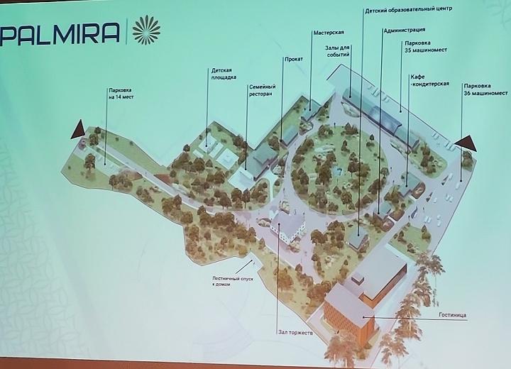 В усадьбе Тимохово-Салазкино началось строительство 4-звездочной 9-этажной гостиницы фото 2