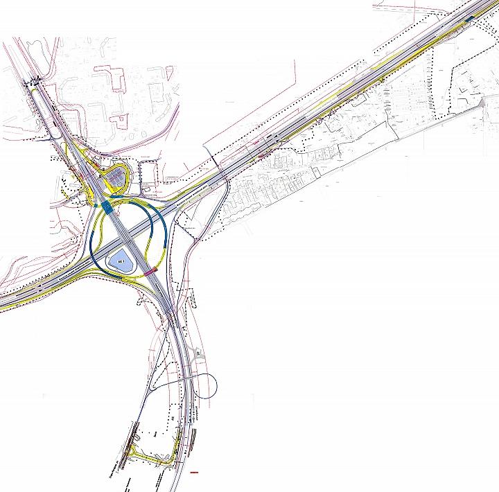 Утвержден проект реконструкции МКАД и строительства многоуровневой развязки на пересечении с Липецкой улицей и М4 «Дон» фото 2