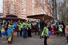 Более 26 тысяч жителей Ленинского района приняло участие в субботнике