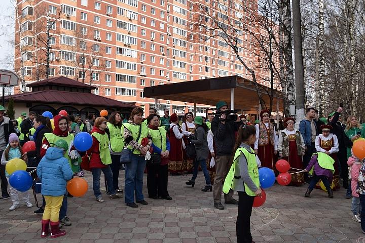 Фото: пресс-служба администрации Ленинского района