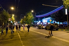 9 мая в Видном и Ленинском районе будут перекрывать движение автотранспорта