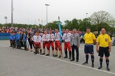 Начался Чемпионат России по мотоболу 2019. Расписание игр в Видном