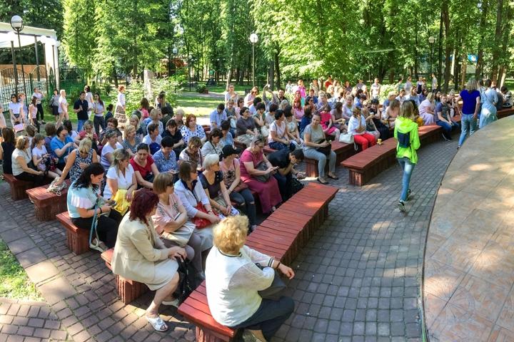 Состоялись районные публичные слушания по вопросу преобразования Ленинского района в городской округ. Видеозапись фото 8
