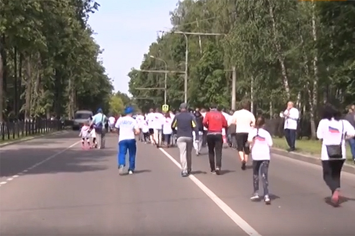 12 июня в Видном будут перекрывать движение автотранспорта