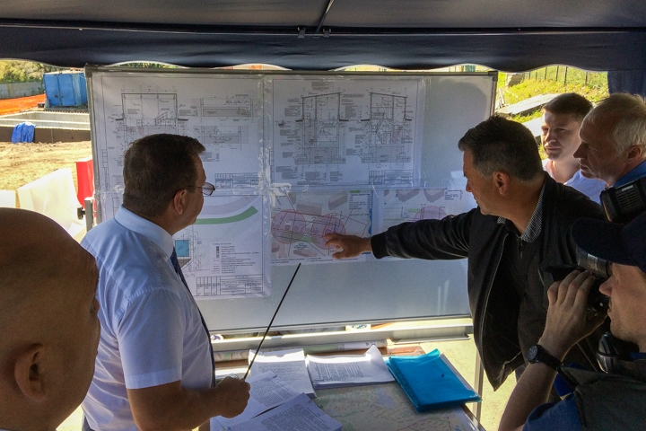 О текущей ситуации вокруг решения канализационной проблемы в Купелинке фото 2