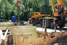 Коксогазовый завод «Москокс» перестанет сбрасывать стоки ливневой канализации в реку Купелинка