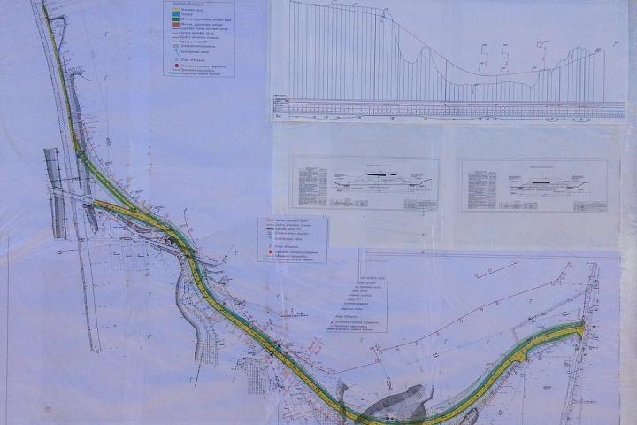 О строительстве дороги-выезда из новых микрорайонов на трассу М-4 «Дон». Июнь 2019. Фоторепортаж фото 2