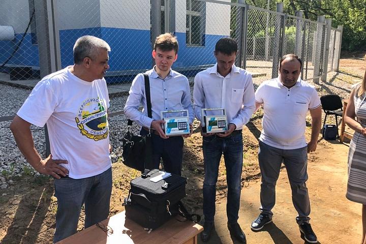 Коксогазовый завод «Москокс» запустил новый газгольдер, который позволит исключить аварийные выбросы газа фото 3