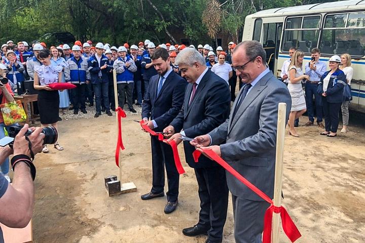 Коксогазовый завод «Москокс» запустил новый газгольдер, который позволит исключить аварийные выбросы газа фото 2