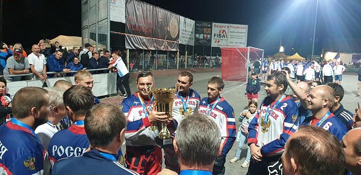 Сборная России по мотоболу 4-й год подряд стала чемпионом Европы. Фото фото 9