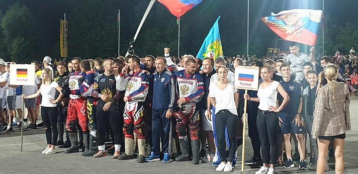 Сборная России по мотоболу 4-й год подряд стала чемпионом Европы. Фото фото 4