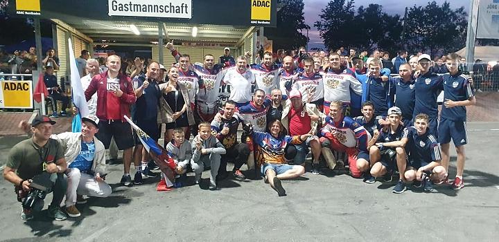 Сборная России по мотоболу 4-й год подряд стала чемпионом Европы. Фото фото 3