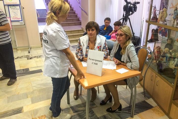 В Совхозе имени Ленина прошли самые цивилизованные публичные слушания по вопросу объединения в округ. Видеозапись фото 5