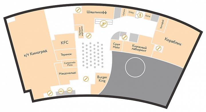 Сроки открытия ТРЦ «Галерея 9-18», и что там будет фото 8