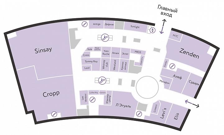 Сроки открытия ТРЦ «Галерея 9-18», и что там будет фото 6