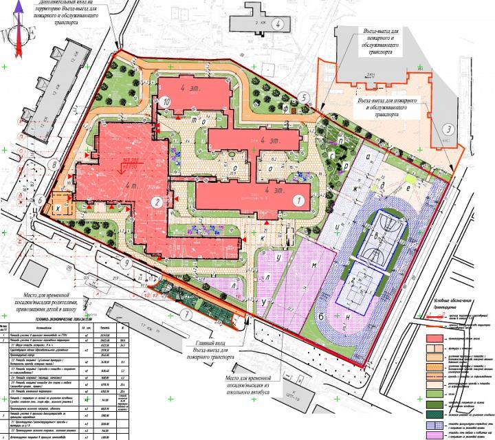 К Видновской гимназии пристроят новые корпуса стоимостью полмиллиарда рублей фото 3