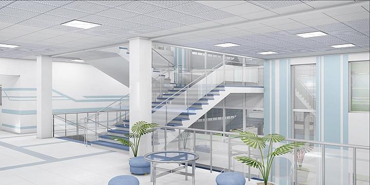К Видновской гимназии пристроят новые корпуса стоимостью полмиллиарда рублей фото 8