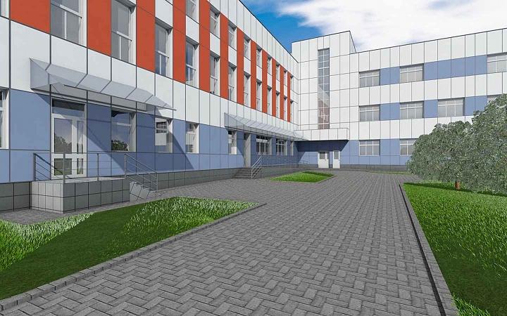 К Видновской гимназии пристроят новые корпуса стоимостью полмиллиарда рублей фото 7