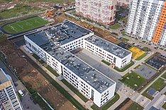 В жилом комплексе «Восточное Бутово» и деревне Боброво открылась большая школа