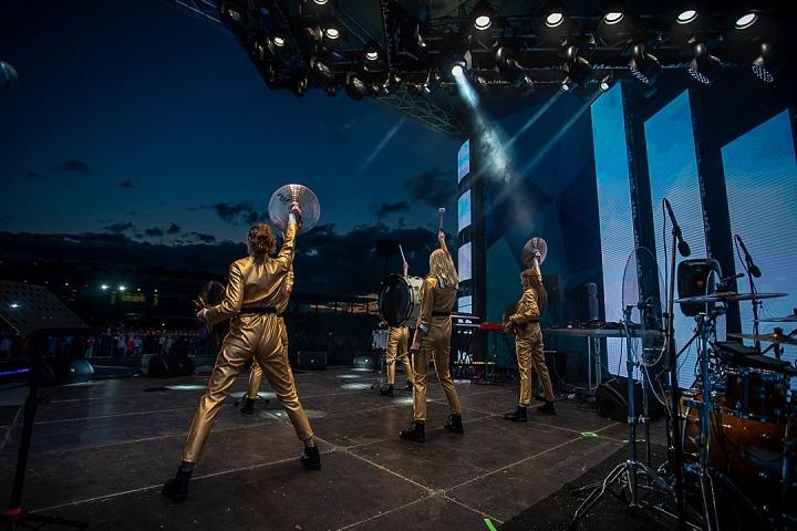 В Видном отметили 90-летие Ленинского района и День города Видное. Фоторепортаж фото 29