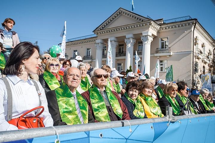 В Видном отметили 90-летие Ленинского района и День города Видное. Фоторепортаж фото 8