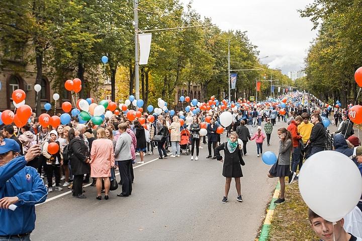 В Видном отметили 90-летие Ленинского района и День города Видное. Фоторепортаж фото 4