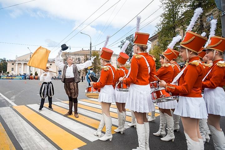 В Видном отметили 90-летие Ленинского района и День города Видное. Фоторепортаж фото 6